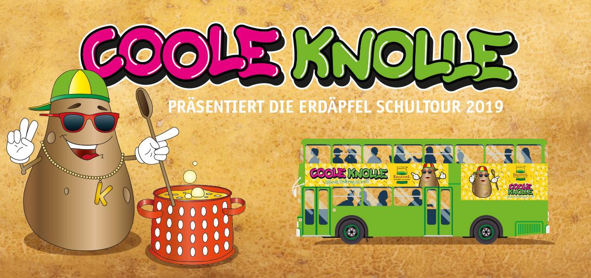 Erdäpfel Schultour 2019